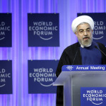 Rouhani in Davos3
